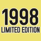 1998 LIMITED EDITION by mcdba