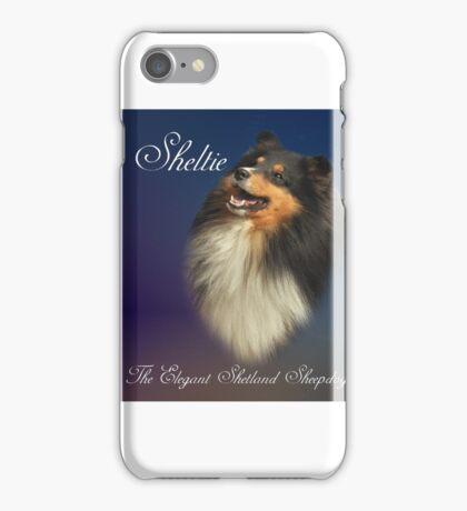 Shetland Sheepdog 2 iPhone Case/Skin
