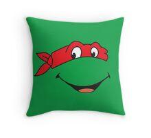 TMNT Raphael Turtles Pillow Throw Pillow