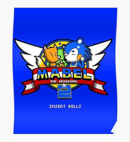 Mabel the Hedgehog 2 Poster