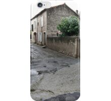 Sunny Summer Sunday in Southern France. iPhone Case/Skin