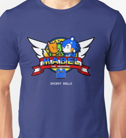 Mabel the Hedgehog 2 Unisex T-Shirt