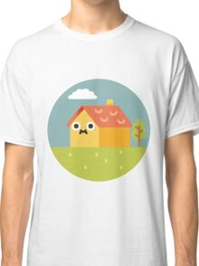 Happy house Classic T-Shirt