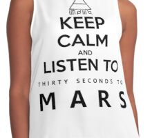 KEEP CALM - 30STM Contrast Tank