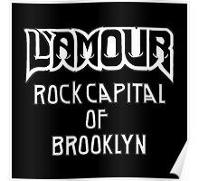 L'Amour Brooklyn Poster