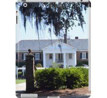 Boone Plantation  iPad Case/Skin