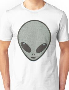 Alien Patch Unisex T-Shirt