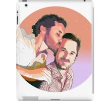 Rob Benedict - Richard Speight JR  iPad Case/Skin