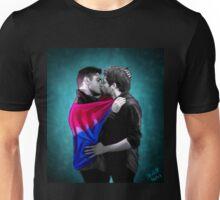 Bisexual Pride Destiel Unisex T-Shirt