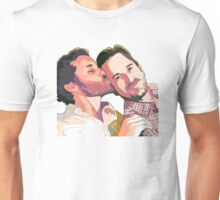 Rob and Rich Unisex T-Shirt