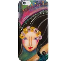 it is flowing now.. iPhone Case/Skin