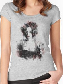 Shirley Women's Fitted Scoop T-Shirt