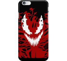 Carnage Red iPhone Case/Skin