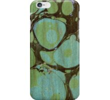 Abstract Painting ; Seaweed iPhone Case/Skin