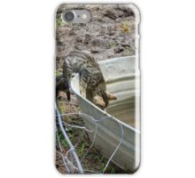 Moments Before Disaster iPhone Case/Skin