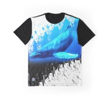 great whale Graphic T-Shirt