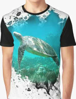 sacred honu Graphic T-Shirt