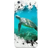 sacred honu iPhone Case/Skin