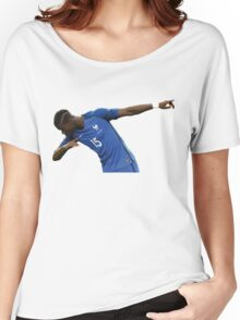 Pogba Dab Women's Relaxed Fit T-Shirt