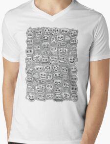 Oodles of Doodles Mens V-Neck T-Shirt