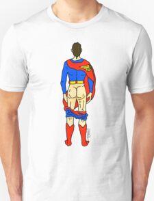 Super Butt (Light) Unisex T-Shirt