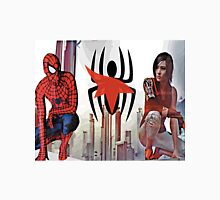 Spider-Man and Faith Connors  Unisex T-Shirt
