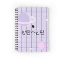 Bangtan boys- Bts Spiral Notebook