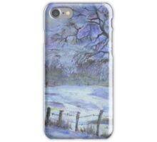 WInter mist iPhone Case/Skin