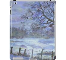WInter mist iPad Case/Skin