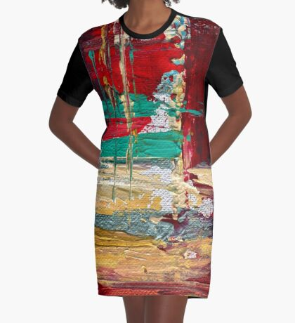 San Francisco Street  Graphic T-Shirt Dress