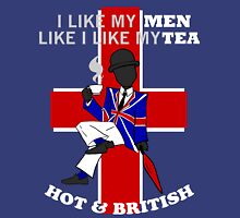 Hot & British Unisex T-Shirt