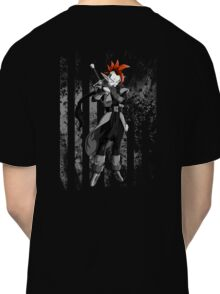 Tapion with Flag - Dragonball Z Classic T-Shirt