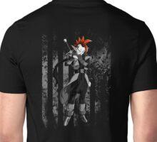 Tapion with Flag - Dragonball Z Unisex T-Shirt