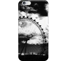 London eye. iPhone Case/Skin