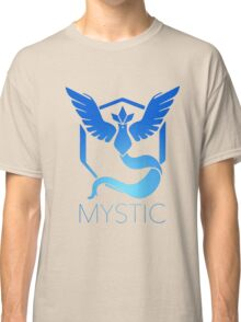 Mystic Team Pokemon Go Classic T-Shirt