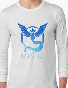 Mystic Team Pokemon Go Long Sleeve T-Shirt