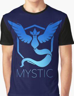 Mystic Team Pokemon Go Graphic T-Shirt