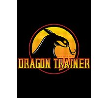 Dragon Trainer Photographic Print