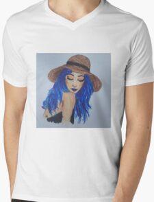 Summer Girl  Mens V-Neck T-Shirt