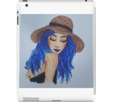 Summer Girl  iPad Case/Skin