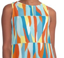 Summer's Day Contrast Tank