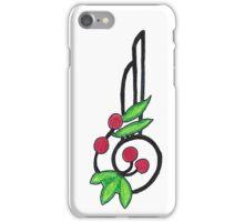 Berry Vine iPhone Case/Skin