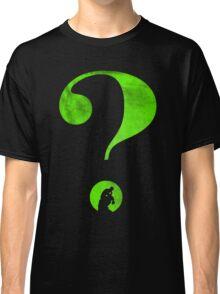 T-shirt Question mark Classic T-Shirt