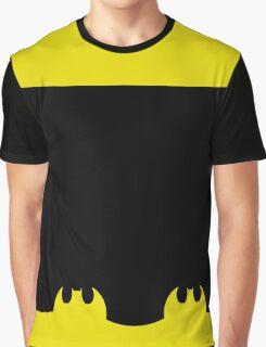 Bat Leggings Black Graphic T-Shirt
