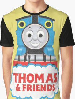 Thomas The Train Graphic T-Shirt