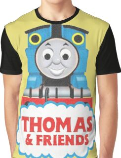 Thomas The Train Graphic T-Shirt