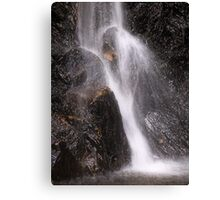 Favourite Waterfall, Birnam Hill Canvas Print