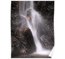 Favourite Waterfall, Birnam Hill Poster