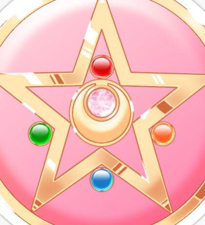 Anime Transformation Brooch Sticker