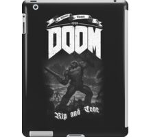 DOOM PC iPad Case/Skin